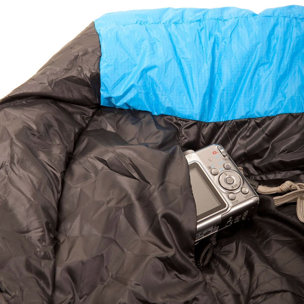 SEA TO SUMMIT Talus Ts II Sleeping Bag, Long - BLUE