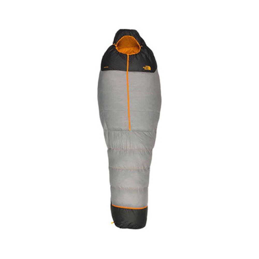 THE NORTH FACE Superlight 35° Sleeping Bag, Short  - ASPHALT GREY/ORANGE