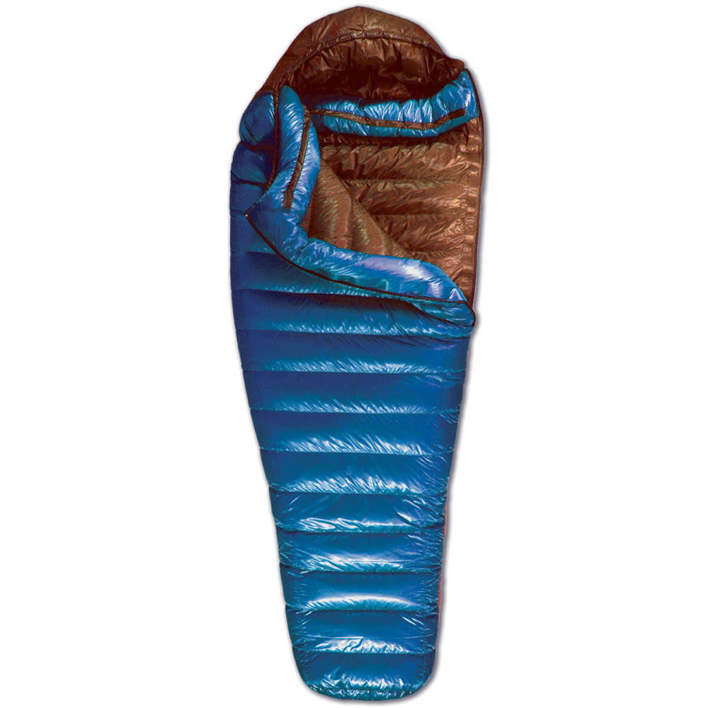 WESTERN MOUNTAINEERING UltraLite 20°F Sleeping Bag, Long - BLUE