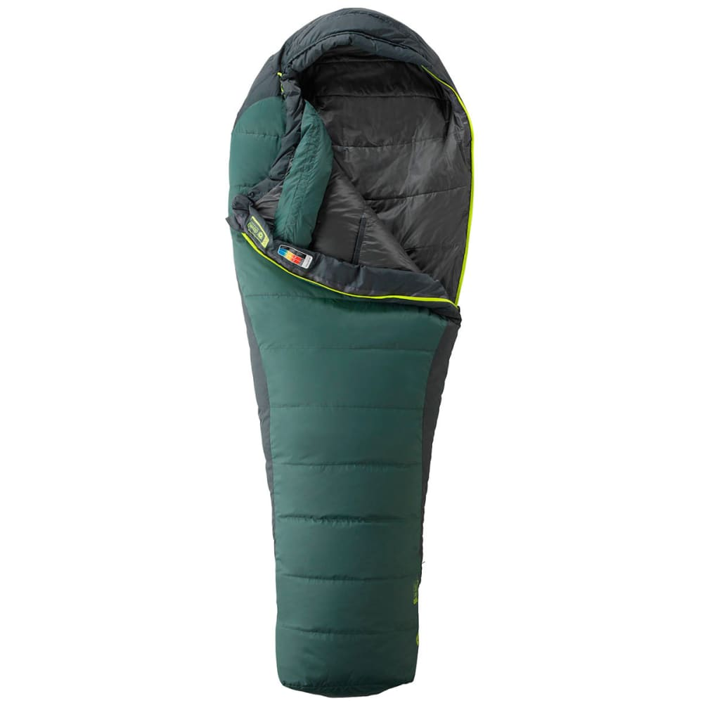 MARMOT Electrum 30° Sleeping Bag, Long  - DARK ZINC/MINERAL