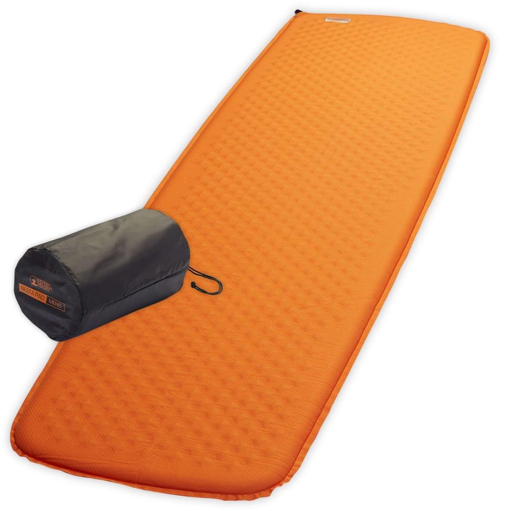 EMS Siesta Sleeping Pad - PERSIMMON ORANGE