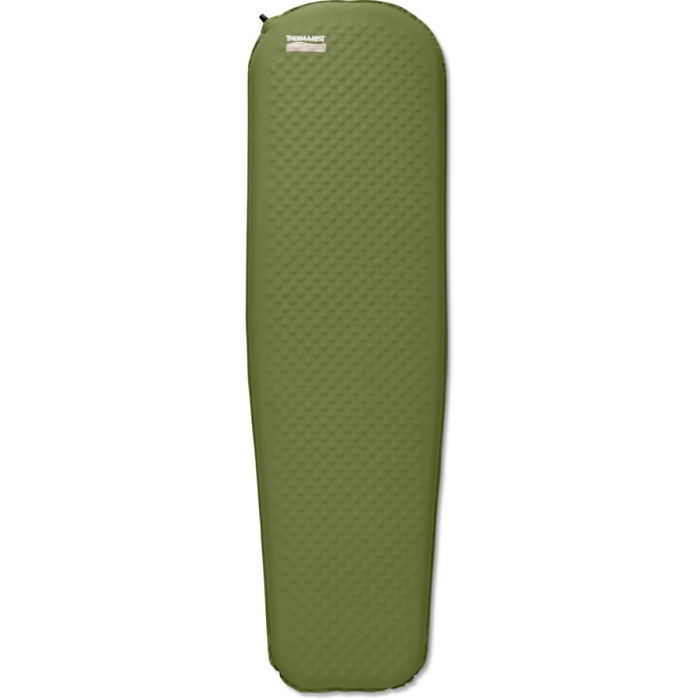THERM-A-REST Trail Pro Sleeping Pad, Regular  - OLIVE