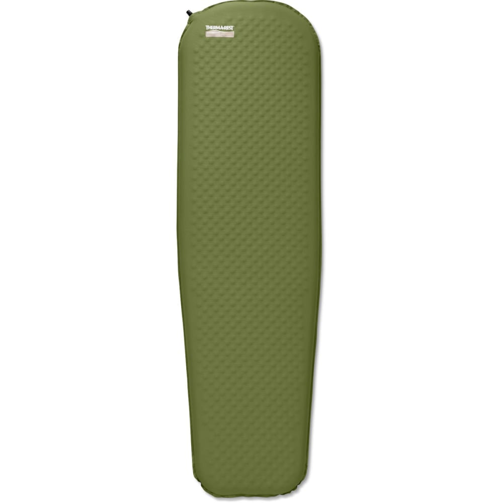 THERM-A-REST Trail Pro Sleeping Pad, Large  - OLIVE