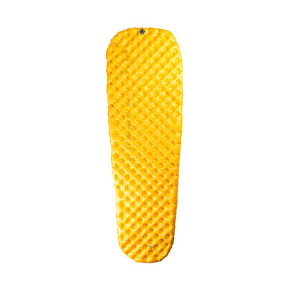 SEA TO SUMMIT Ultralight Sleeping Pad, Long  - YELLOW