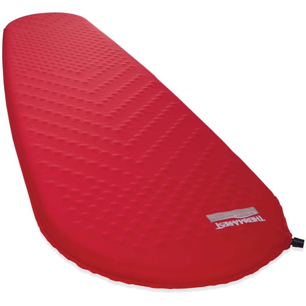 THERM-A-REST Women's ProLite Plus Sleeping Pad, Regular  - CAYENNE