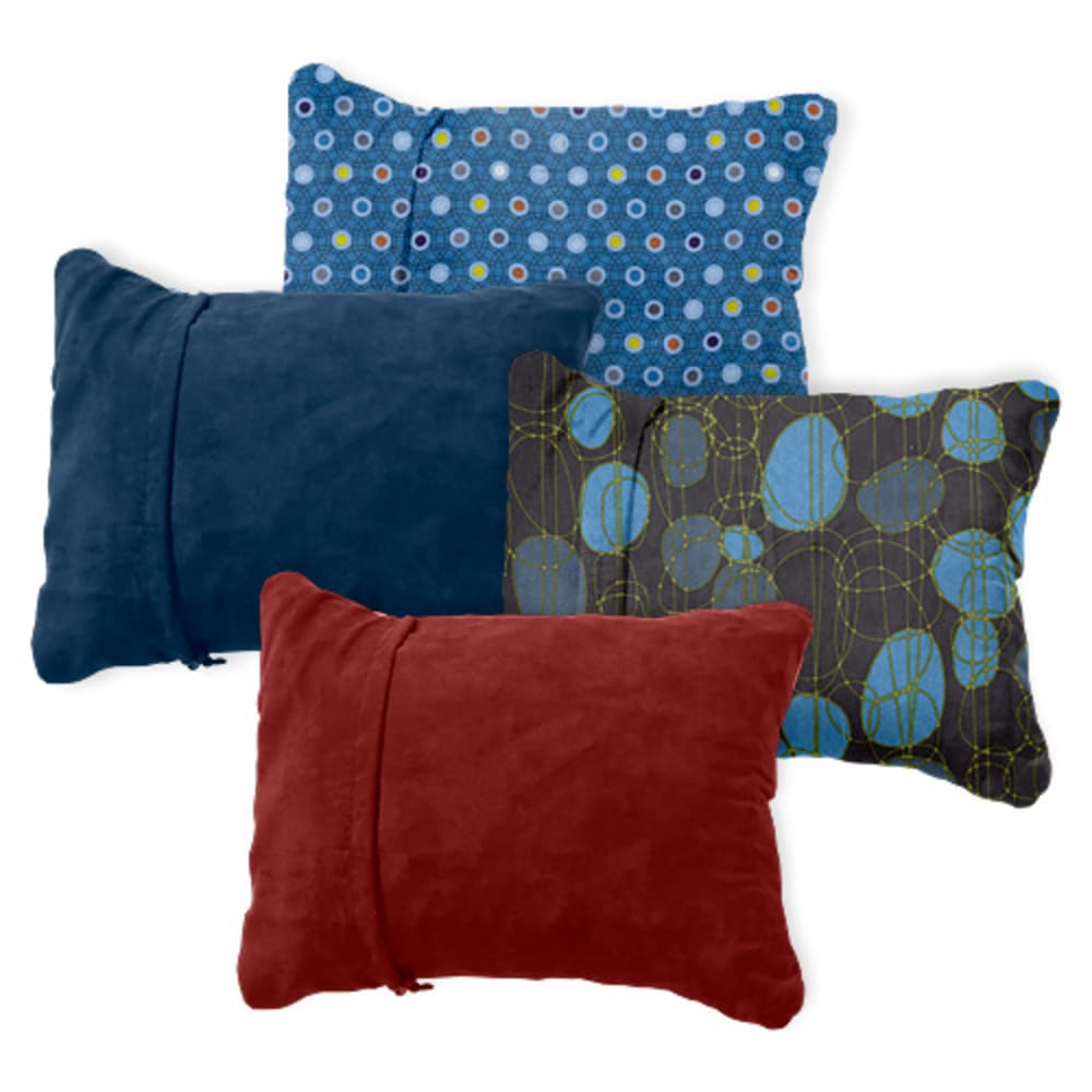 THERM-A-REST Compressible Pillow, Large   - DENIM