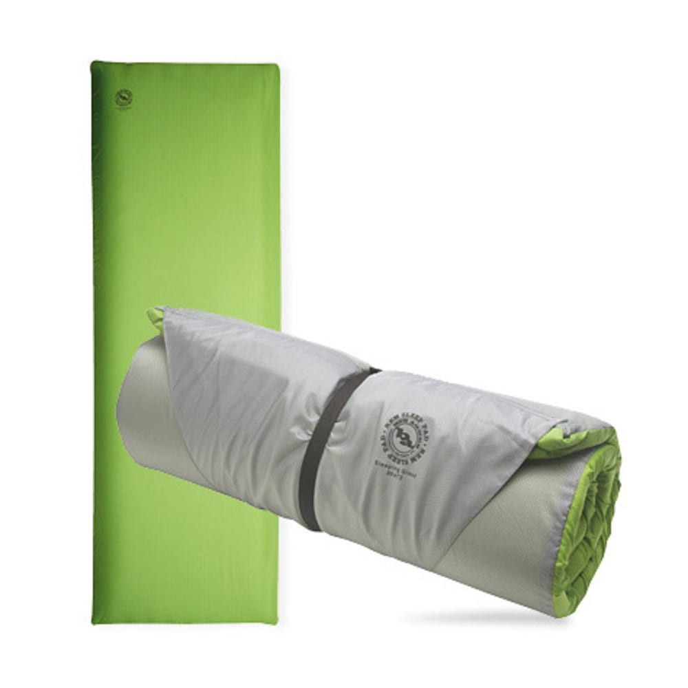 BIG AGNES Sleeping Giant Sleeping Pad Upgrade Kit, Long - GREEN/GREY