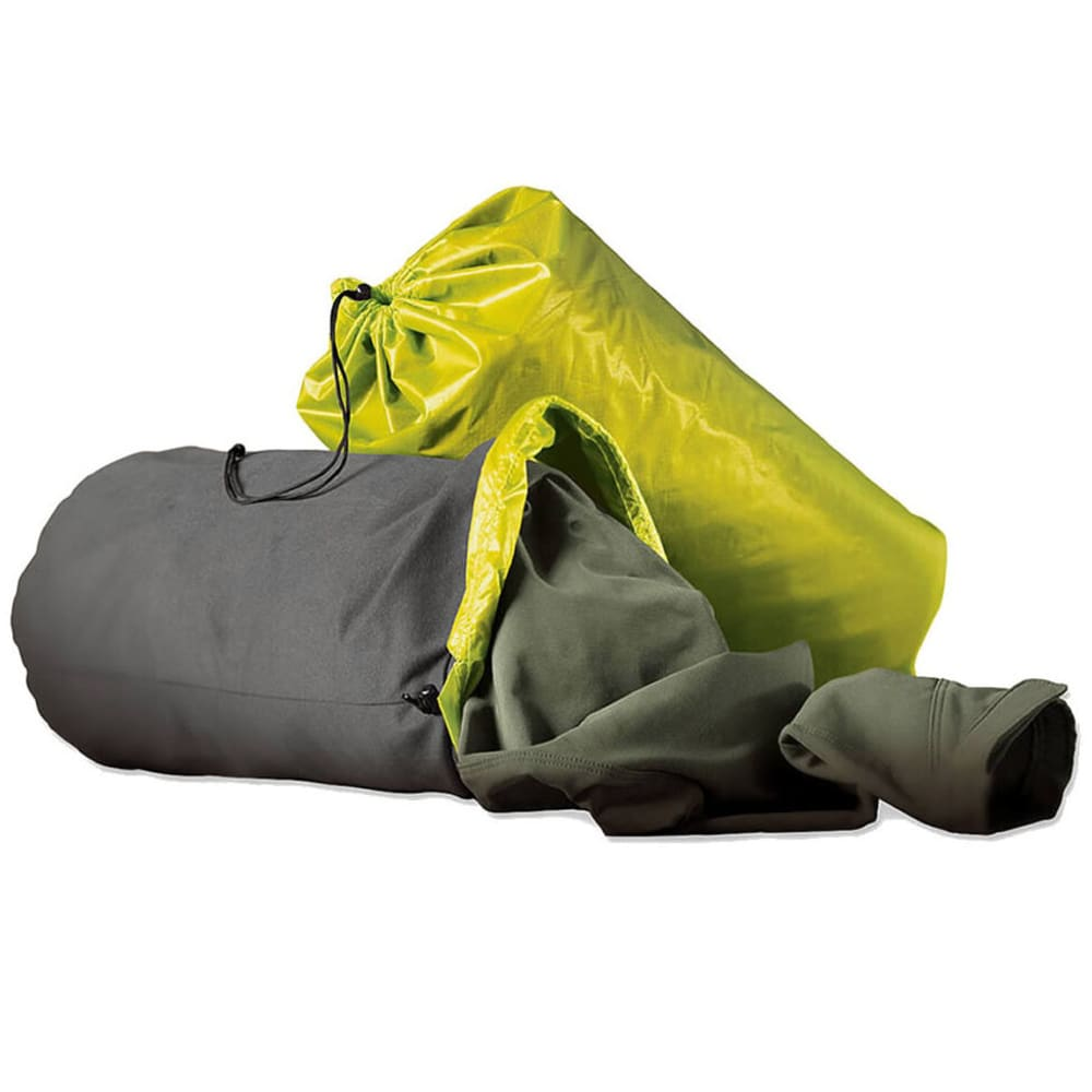 THERM-A-REST Stuff Sack Pillow, Large?? - LIMON/GRAY