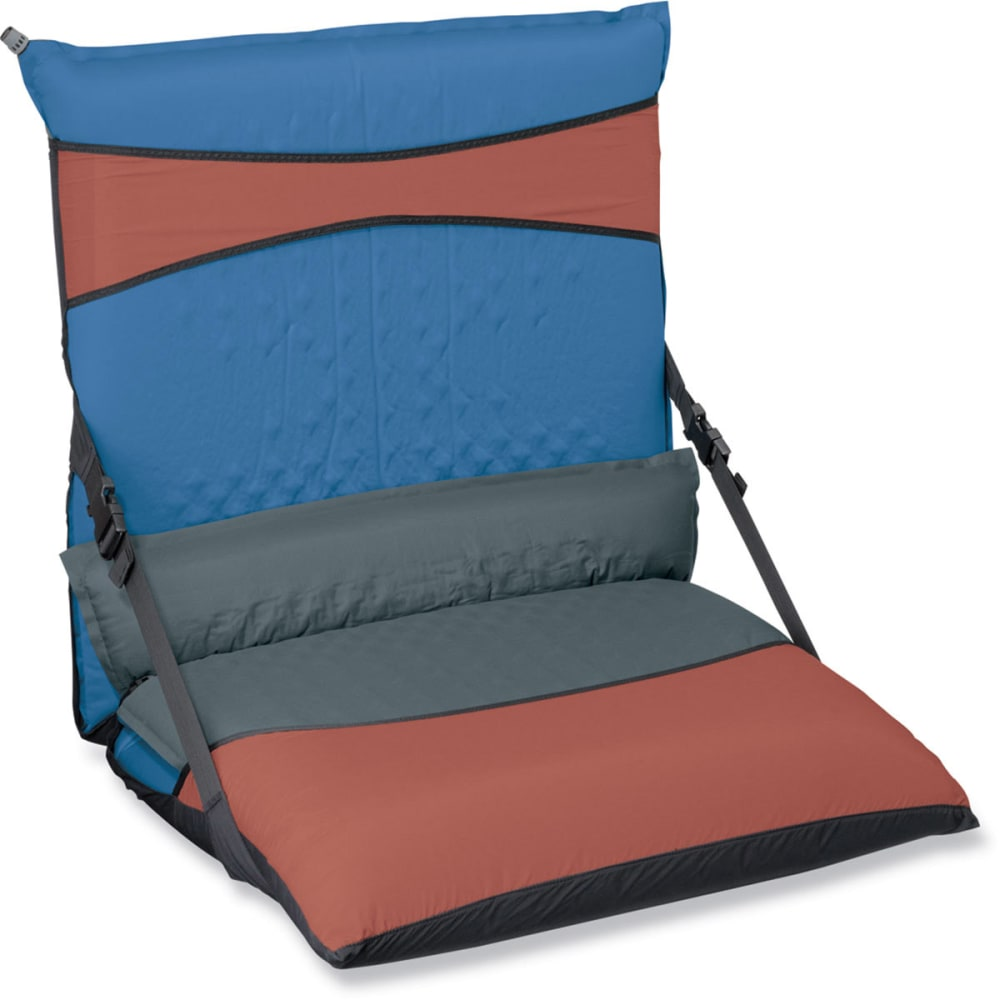 THERM-A-REST Trekker Chair, 25 in. - RUST