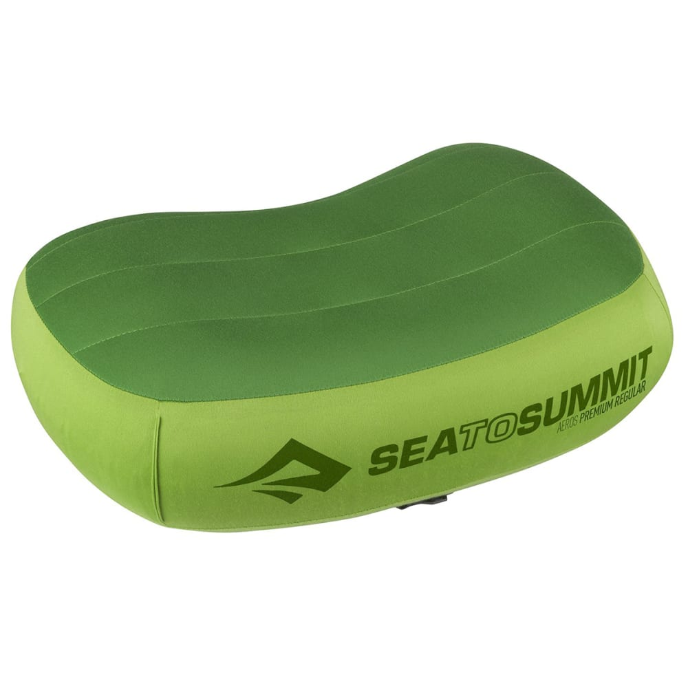 SEA TO SUMMIT Aeros Premium Pillow - LIME