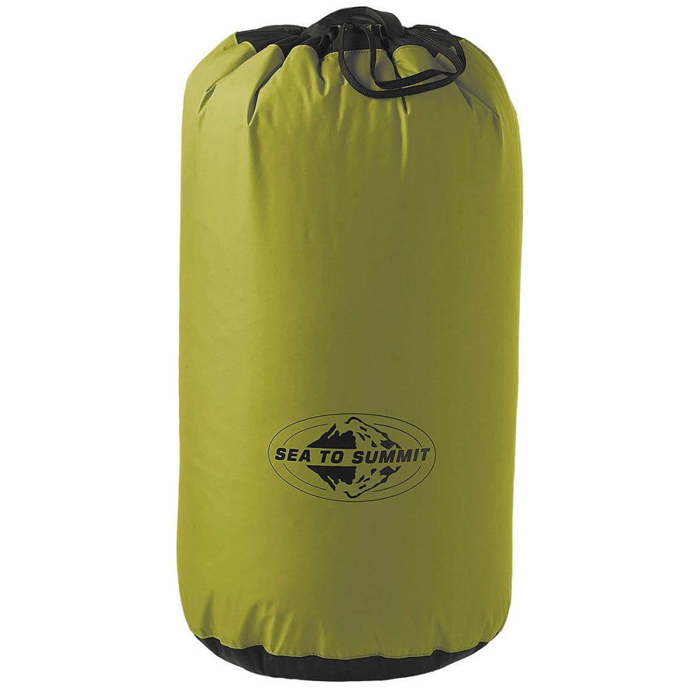 SEA TO SUMMIT Stuff Sack - Large, 15-Liter - GREEN