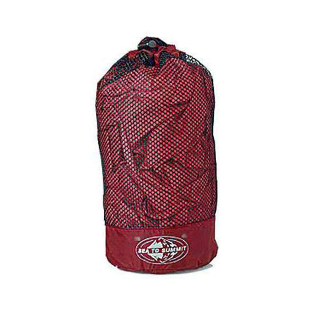 SEA TO SUMMIT Mesh Stuff Sack, Small - RED