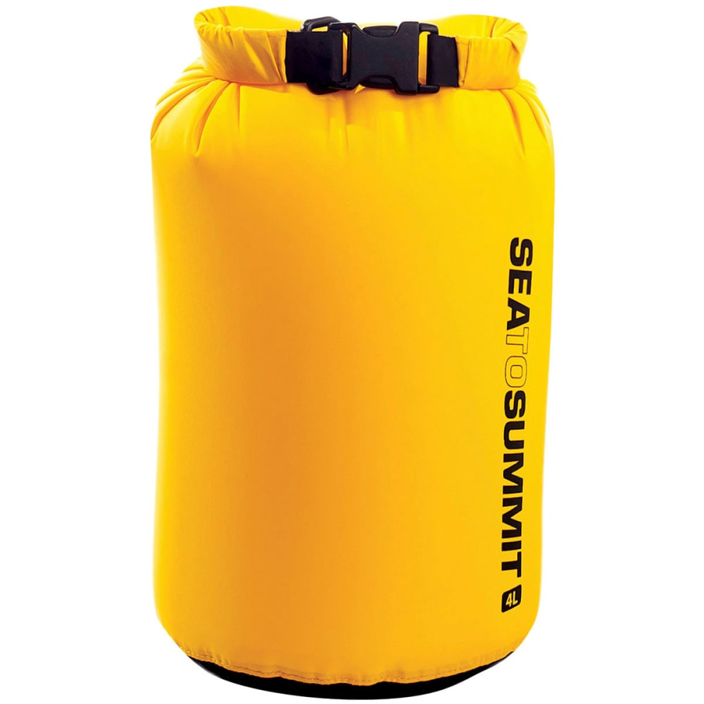 SEA TO SUMMIT Lightweight Dry Sack, 4 L - YELLOW