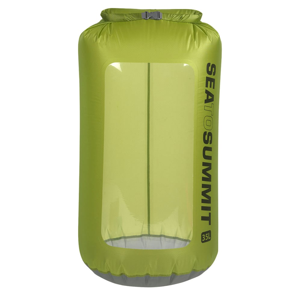 SEA TO SUMMIT Ultra-Sil Dry View Dry Sack, 35 L - GREEN