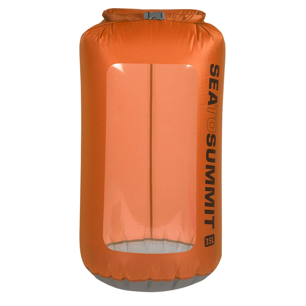 SEA TO SUMMIT Ultra-Sil Dry View Dry Sack, 35 L - ORANGE