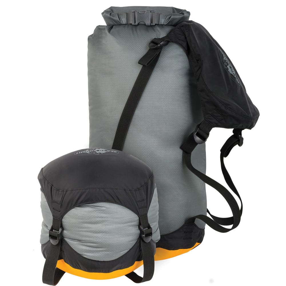 SEA TO SUMMIT Ultra-Sil Compression Dry Sack, Small - GREY