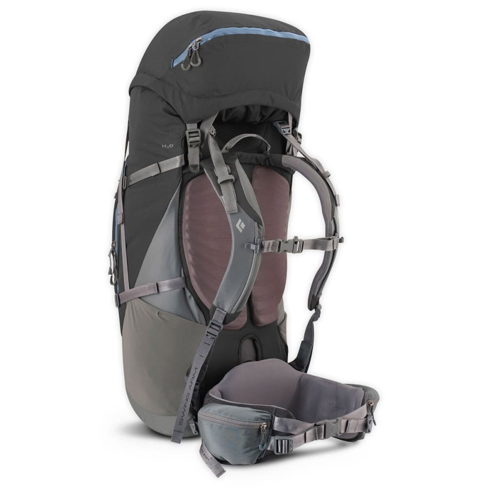 BLACK DIAMOND Mercury 65 Backpack - COAL