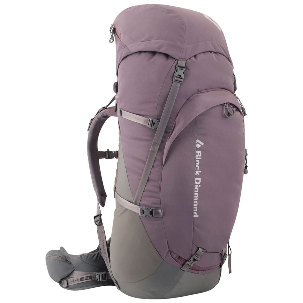 BLACK DIAMOND Women's Onyx 65 Backpack  - PURPLE