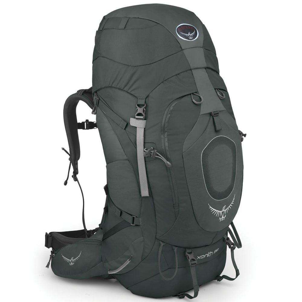 OSPREY Xenith 88 Backpack - GRAPHITE GREY