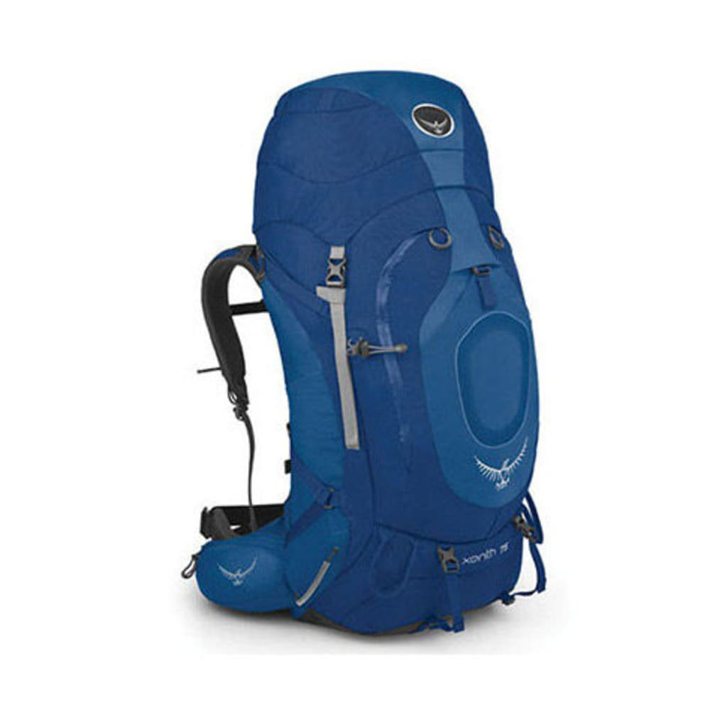 OSPREY Xenith 75 Backpack - MEDITERRANEAN BLUE