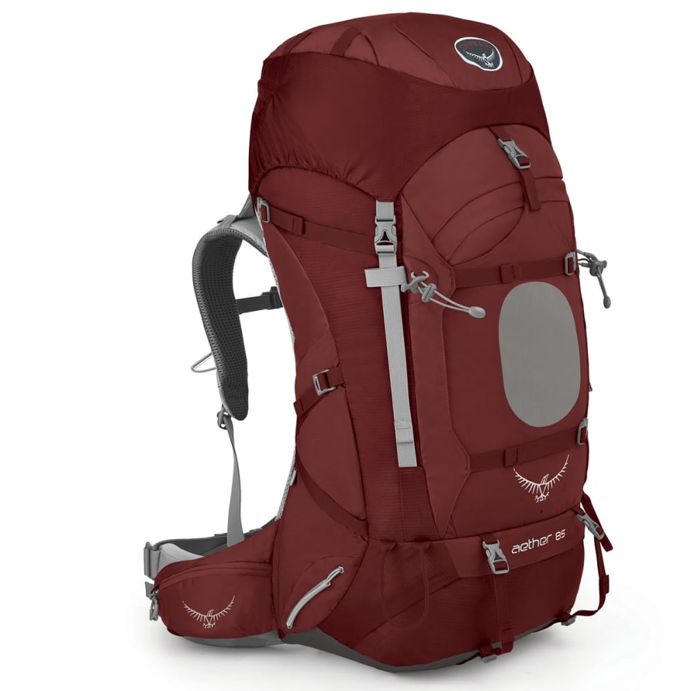 OSPREY Aether 85 Backpack - RED