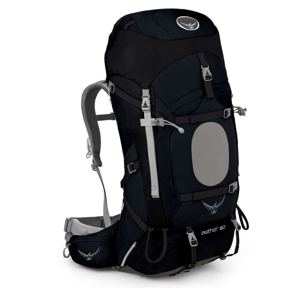 OSPREY Aether 60 Backpack - MIDNIGHT BLUE
