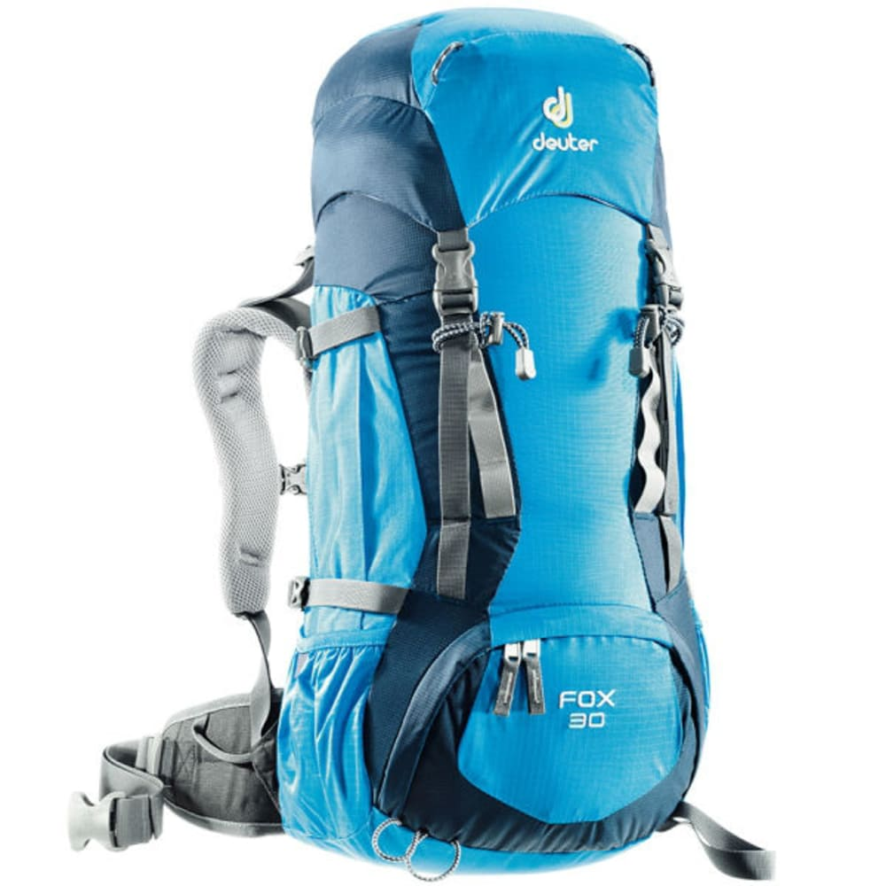 DEUTER Kids' Fox 30 Backpack - TURQUOISE/MIDNIGHT