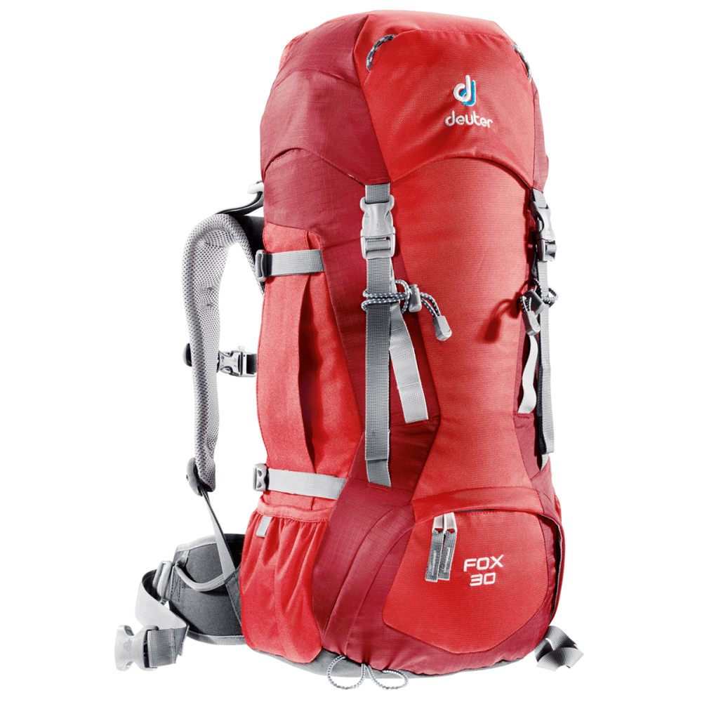 DEUTER Kids' Fox 30 Backpack - FIRE/ARCTICE