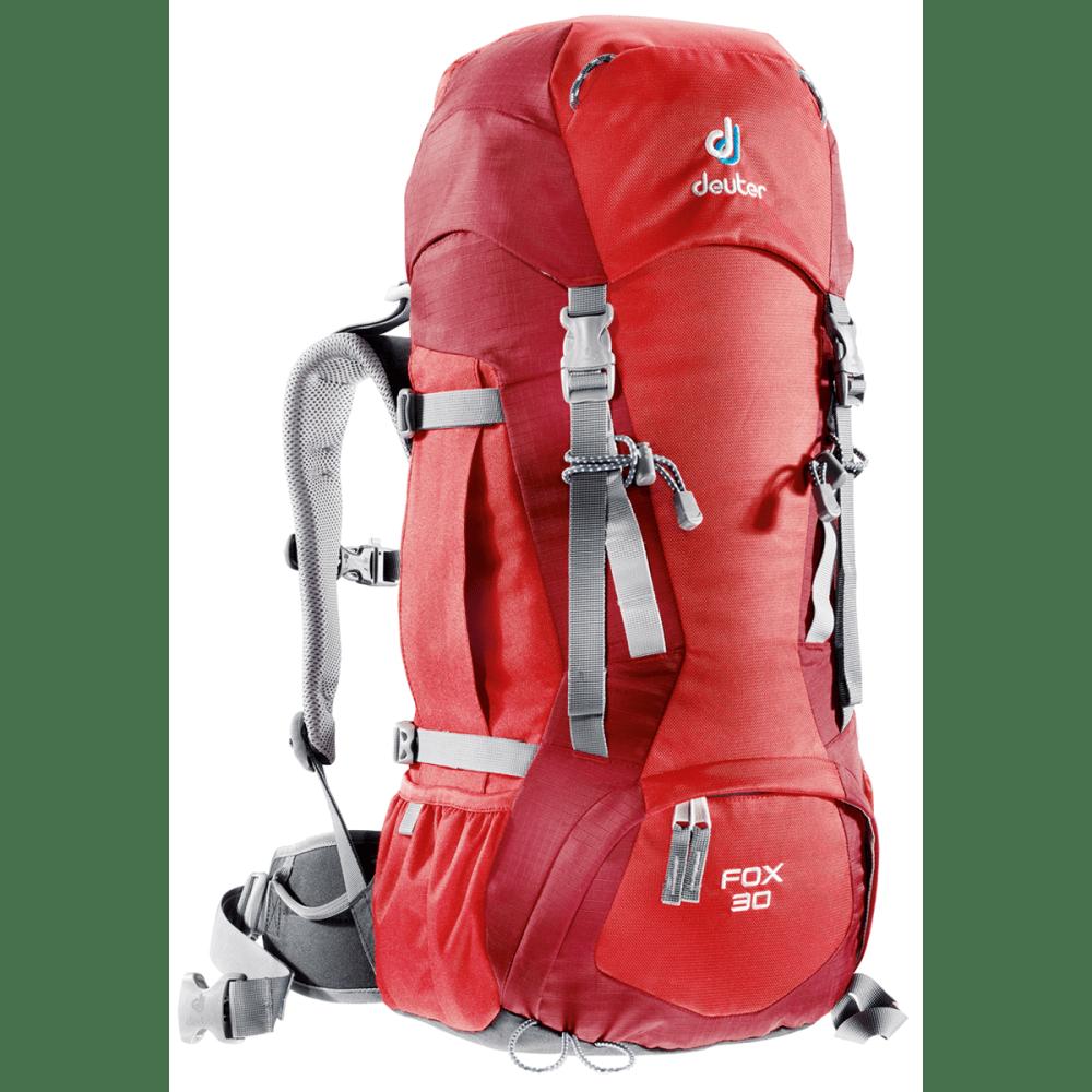 DEUTER Kids' Fox 30 Backpack - FIRE/ARCTICE