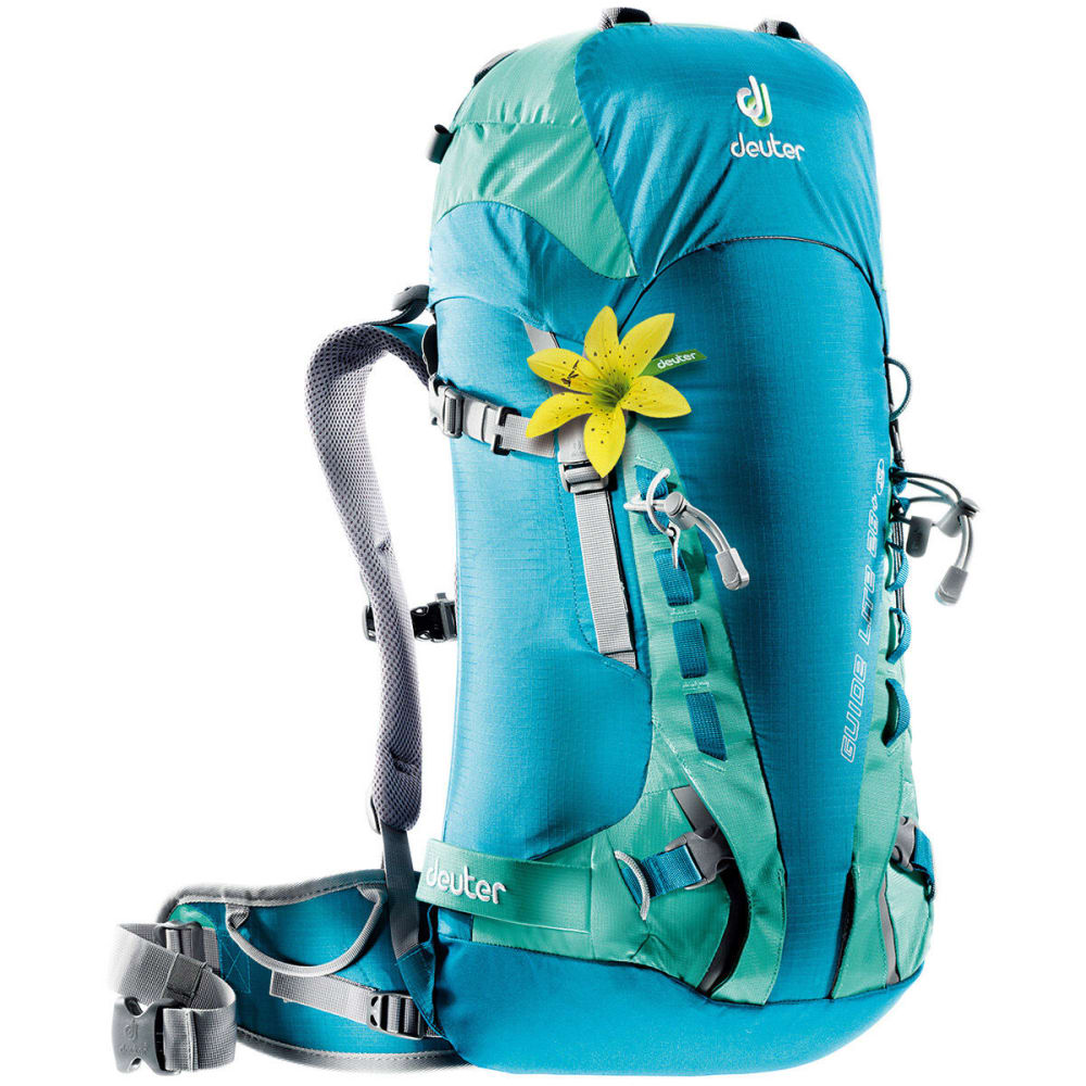 DEUTER Women's Guide Lite 28 SL Backpack - PETROL/MINT