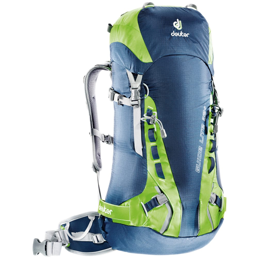 DEUTER Guide Lite 32+ Backpack - MIDNIGHT/ KIWI