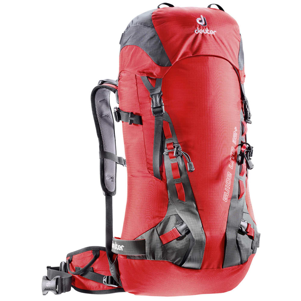 DEUTER Guide Lite 32+ Backpack - FIRE/ANTHRACITE
