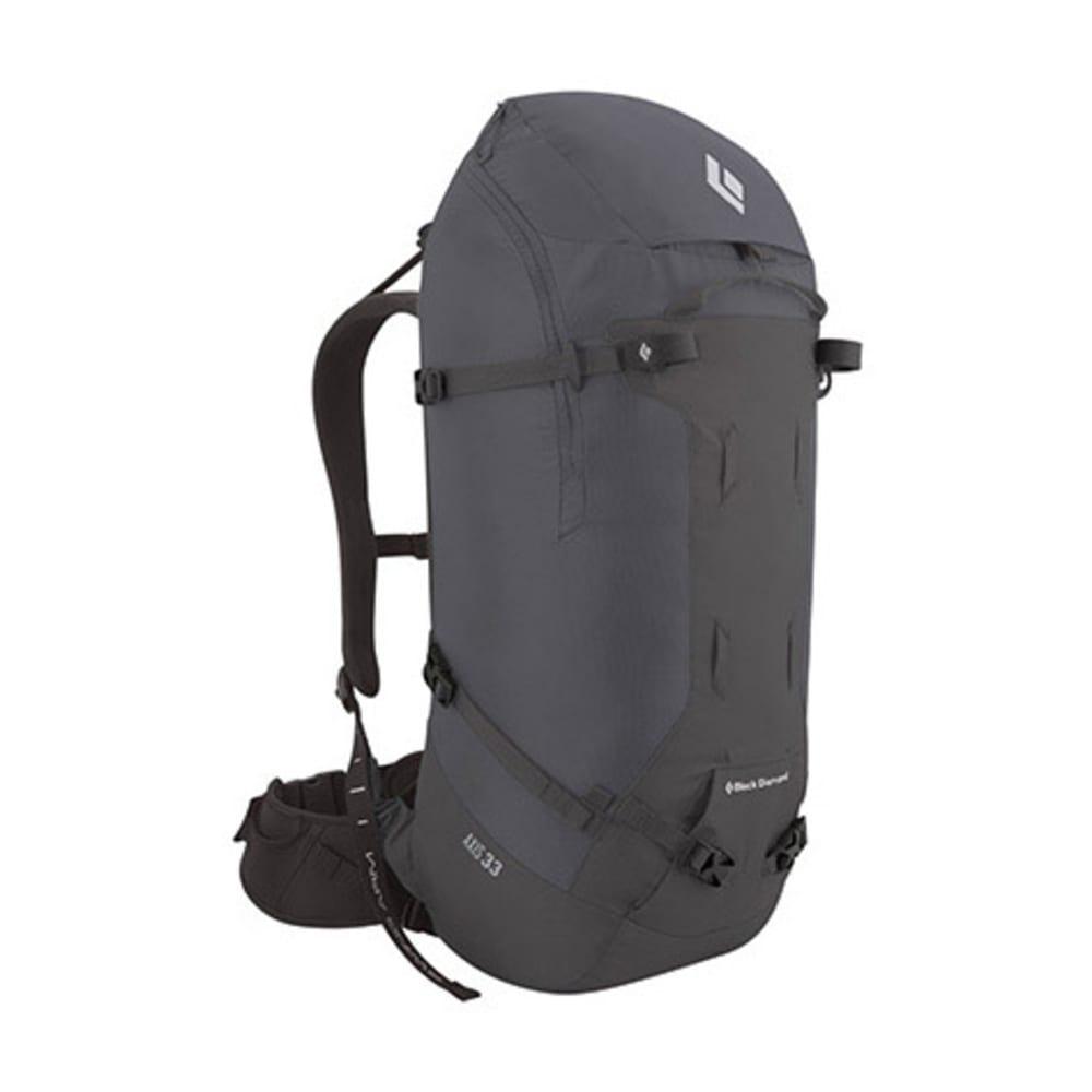 BLACK DIAMOND Axis 33 Backpack - GRAPHITE