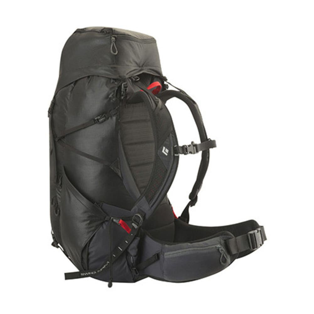 BLACK DIAMOND Element 60 Backpack - BLACK