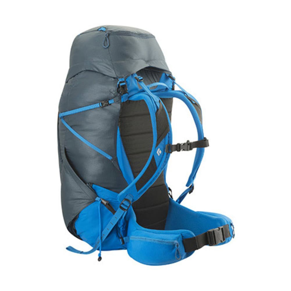 BLACK DIAMOND Element 60 Backpack - MOROCCAN BLUE
