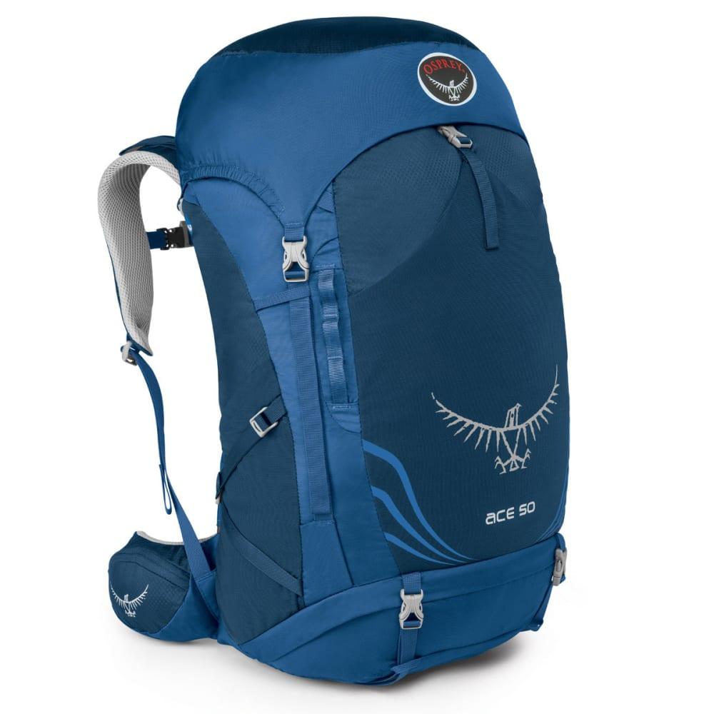OSPREY Kids' Ace 50 Backpack - NIGHT SKY