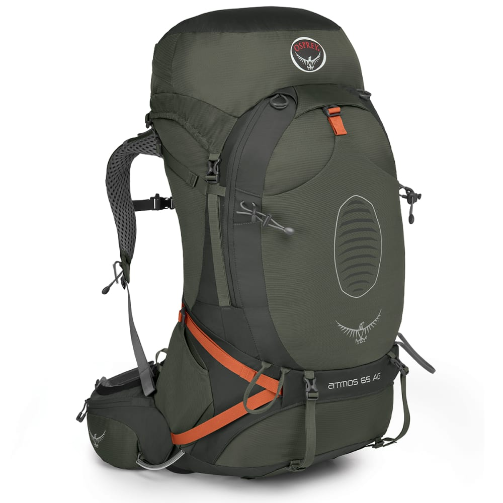 OSPREY Atmos AG 65 Backpack  - GRAPHITE GREY