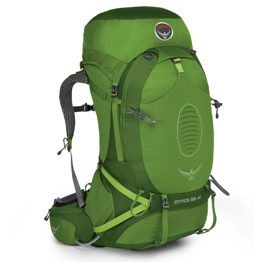 OSPREY Atmos AG 65 Backpack - ABSINTHE GREEN