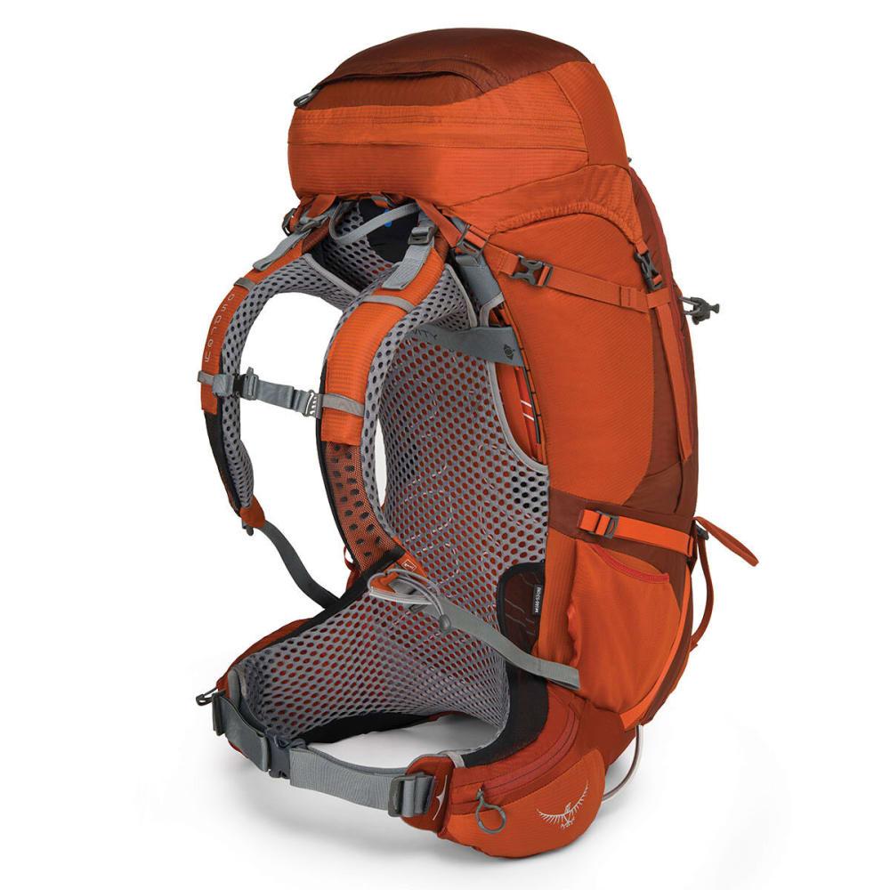 Rørig OSPREY Atmos AG 65 Backpack, Cinnabar Red LG-78