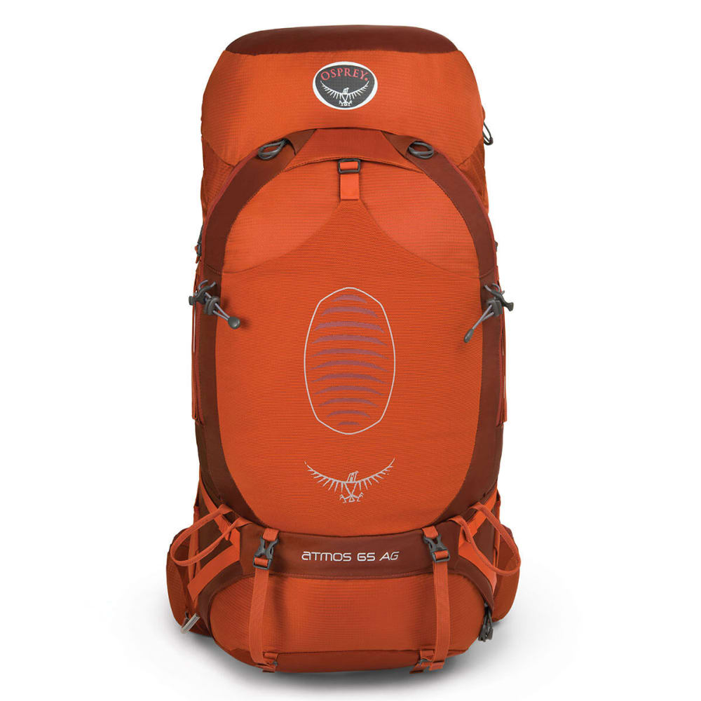 OSPREY Atmos AG 65 Backpack, Cinnabar Red - CINNABAR RED