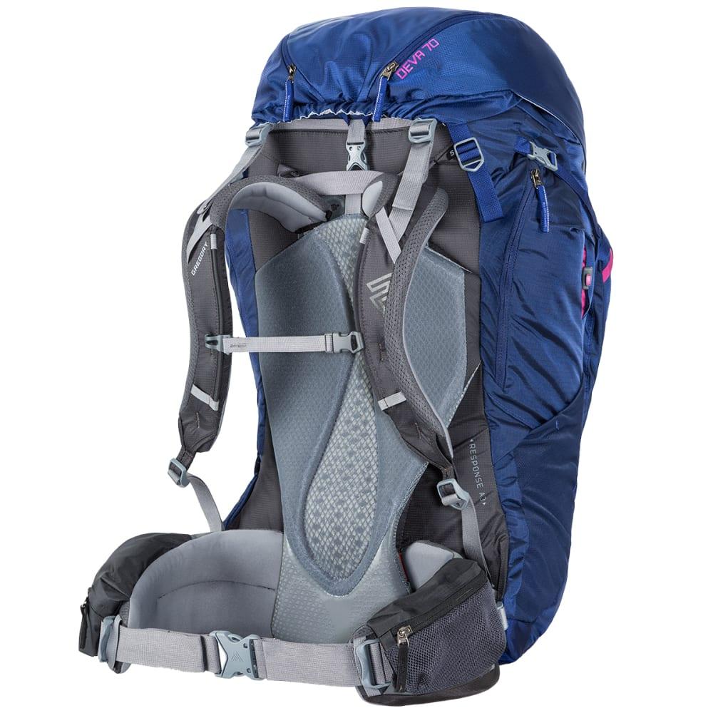 abe9ece1026 GREGORY Women  39 s Deva 70 Backpack nbsp  - EGYPTIAN BLUE