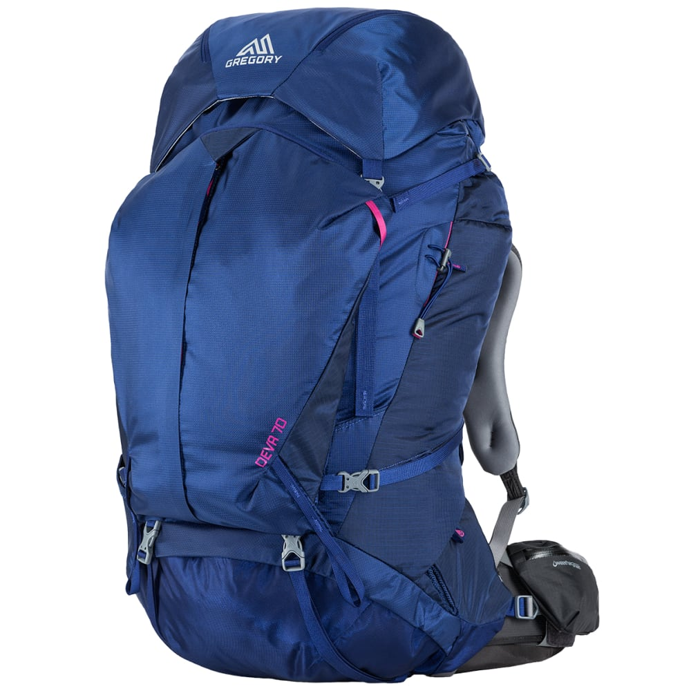 GREGORY Women's Deva 70 Backpack  - EGYPTIAN BLUE