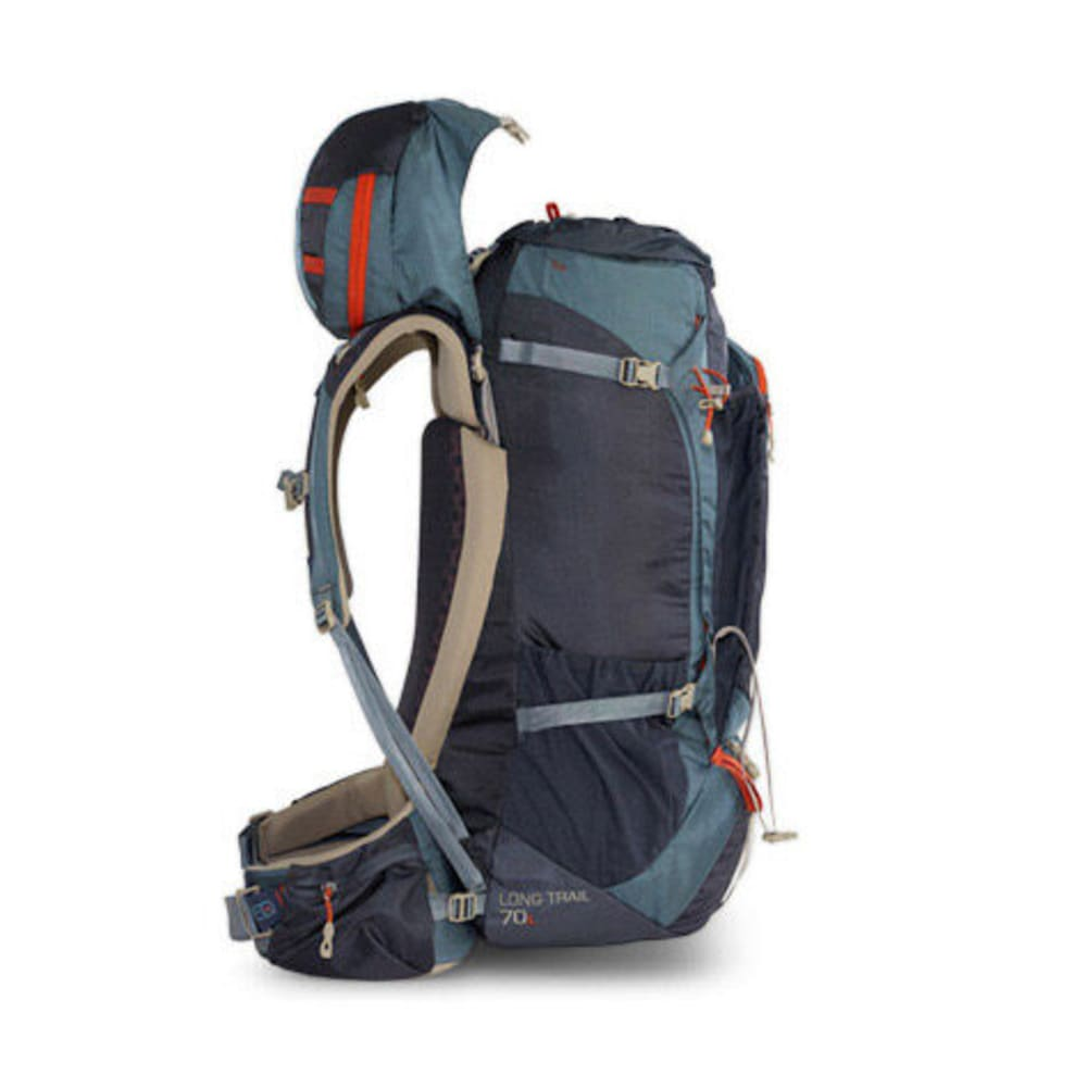 EMS® Long Trail 70 Backpack - STORM/EBONY