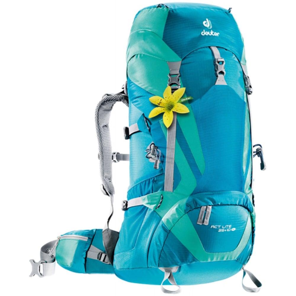 DEUTER Women's ACT Lite 35 + 10 SL Backpack - PETROL/MINT