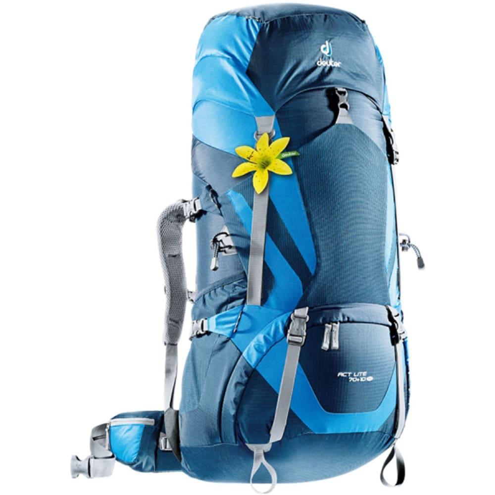 DEUTER Women's ACT Lite 70 + 10 SL Backpack - MIDNIGHT/OCEAN
