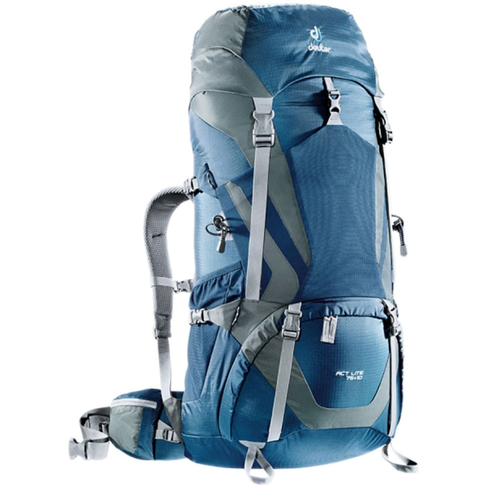 DEUTER ACT Lite 75 + 10 Backpack - MIDNIGHT/OCEAN