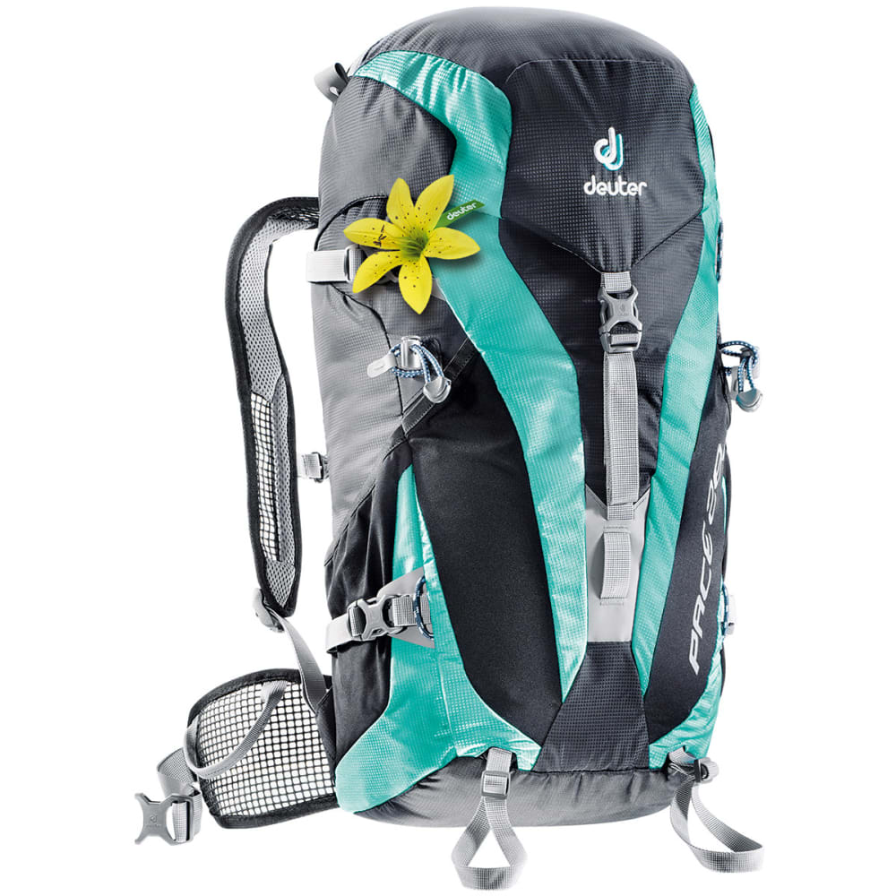 DEUTER Pace 28 SL Backpack  - BLACK/ MINT