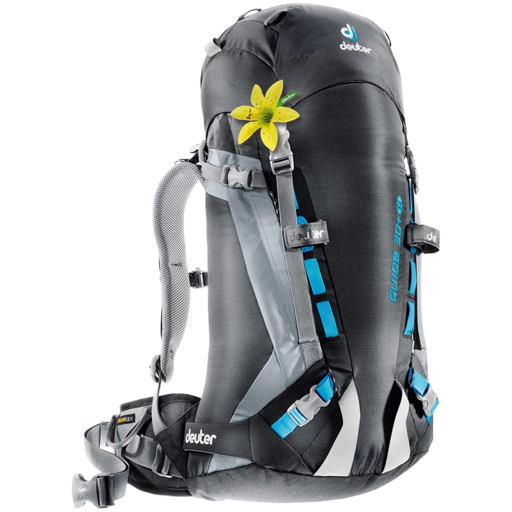 DEUTER Guide 30+ SL Backpack - BLACK/TITAN