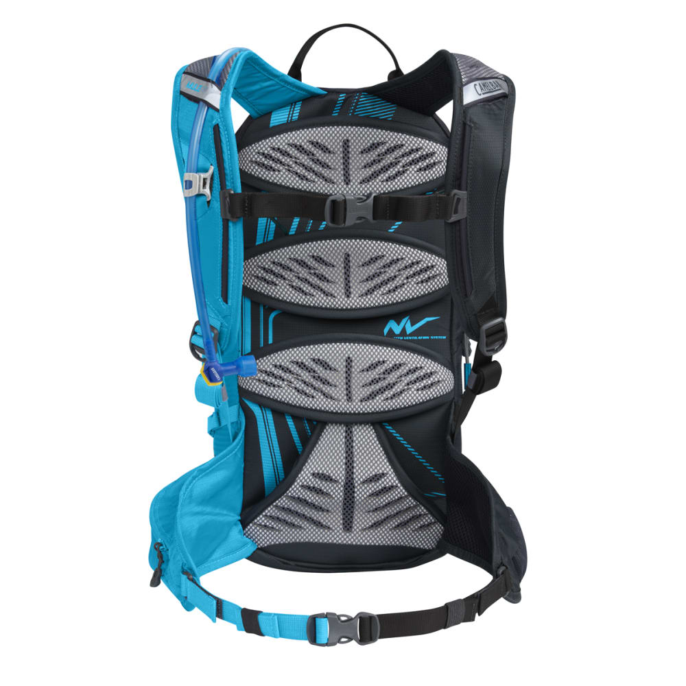 CAMELBAK M.U.L.E. NV Hydration Pack - CHARCOAL/ATOMIC BLUE