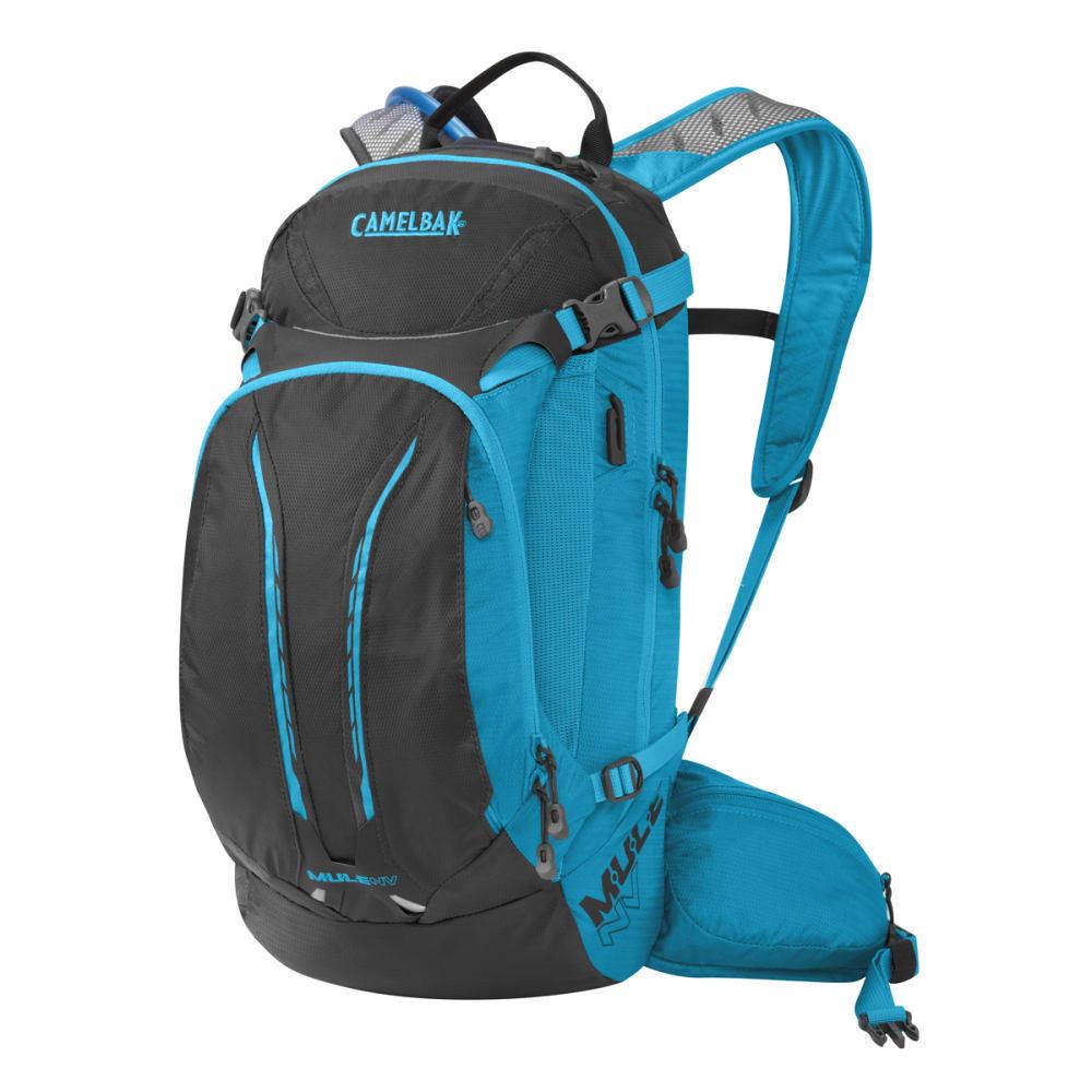 CAMELBAK M.U.L.E. NV Hydration Pack - CHARCOAL/ATOMIC BLUE